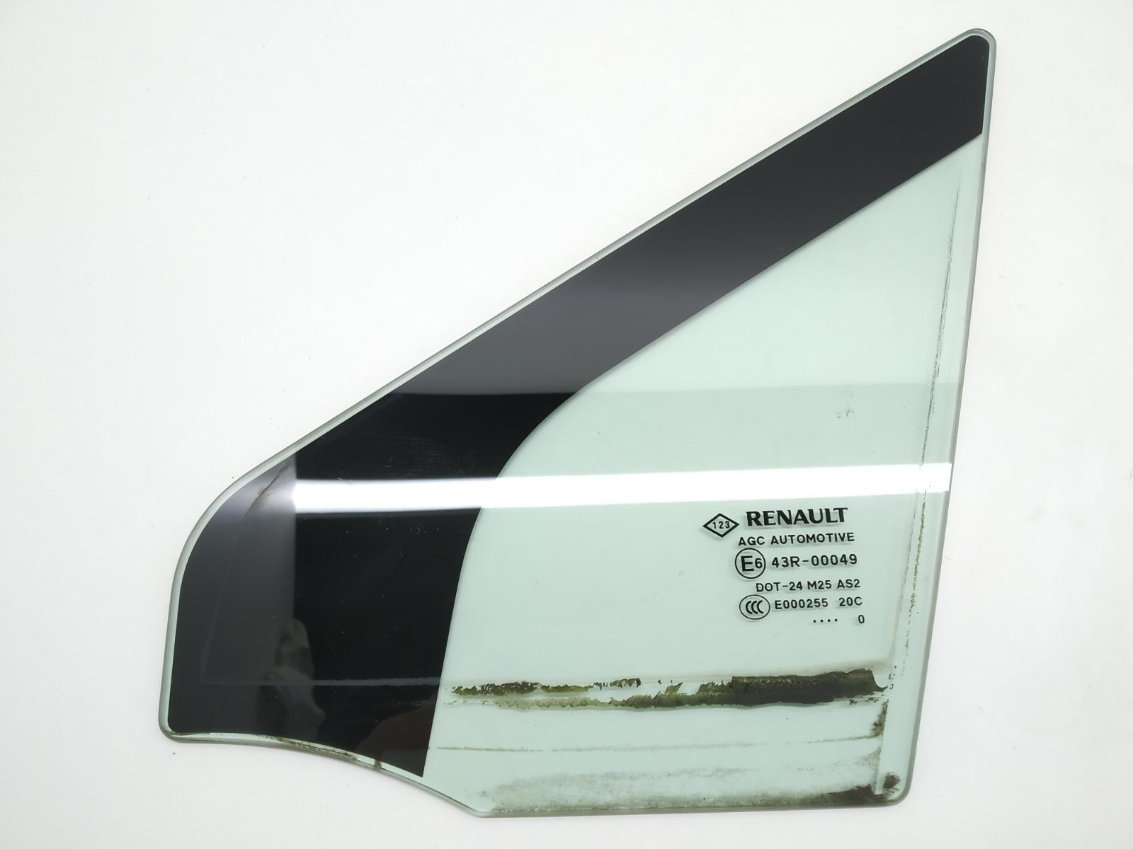 Форточка передняя левая Renault Grand Scenic 1.5 DCI 2010 (б/у)