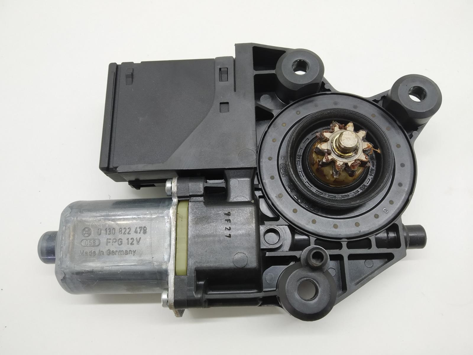 Моторчик стеклоподъемника передний левый Renault Grand Scenic 1.5 DCI 2010 (б/у)