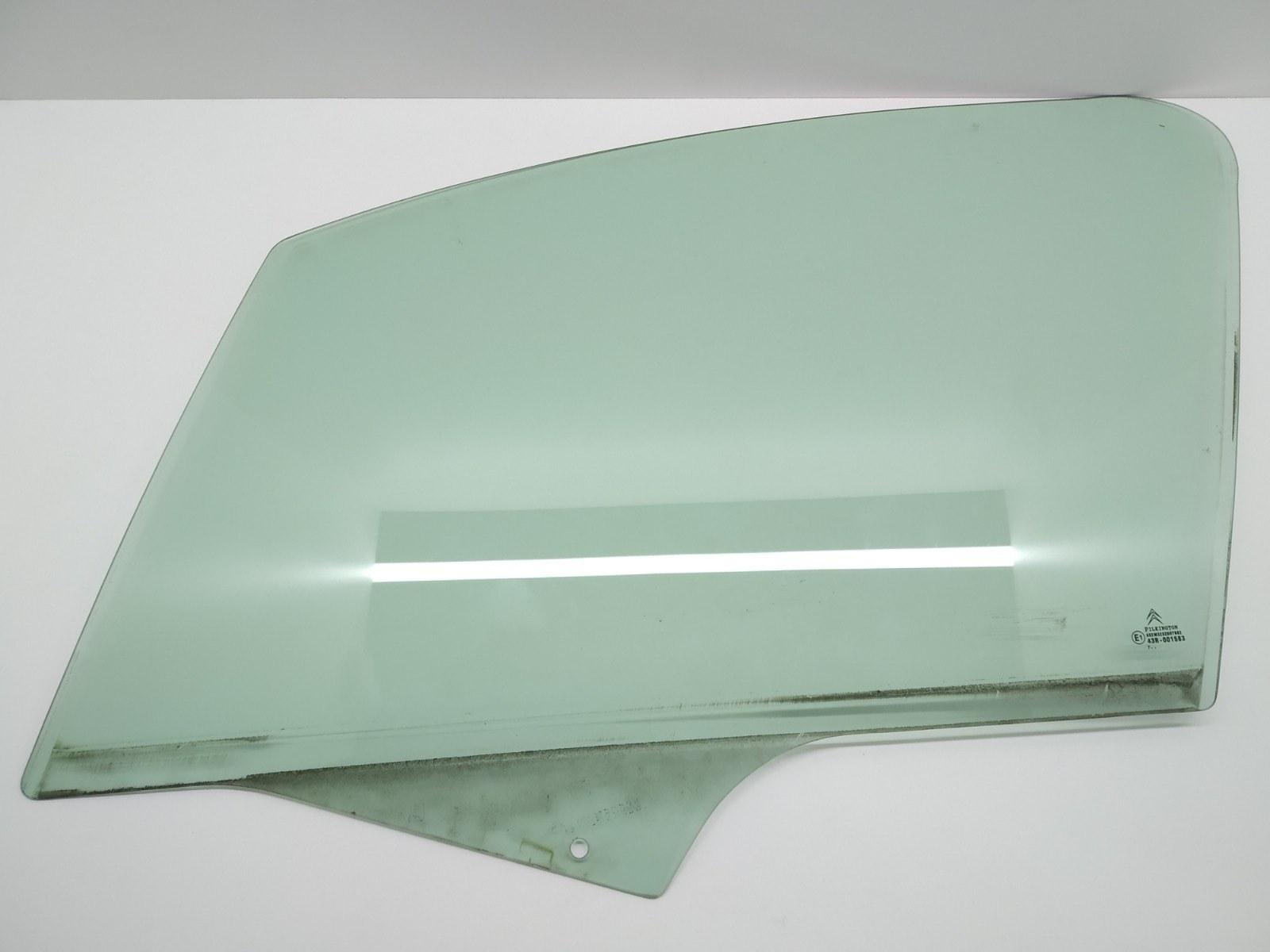 Стекло двери передней левой Citroen C3 1.4 I 2008 (б/у)
