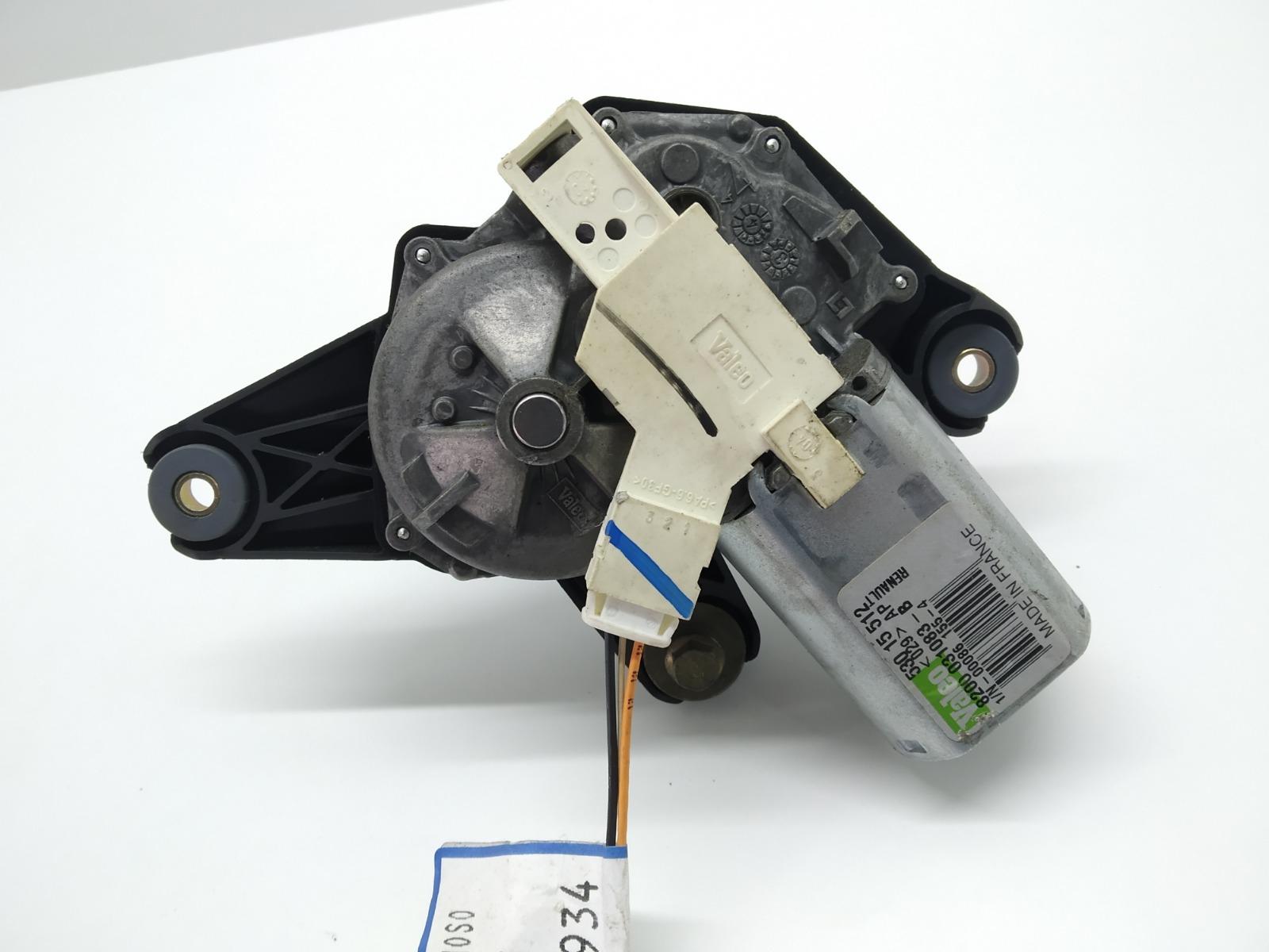 Моторчик заднего стеклоочистителя (дворника) Renault Espace 2.0 I 2004 (б/у)