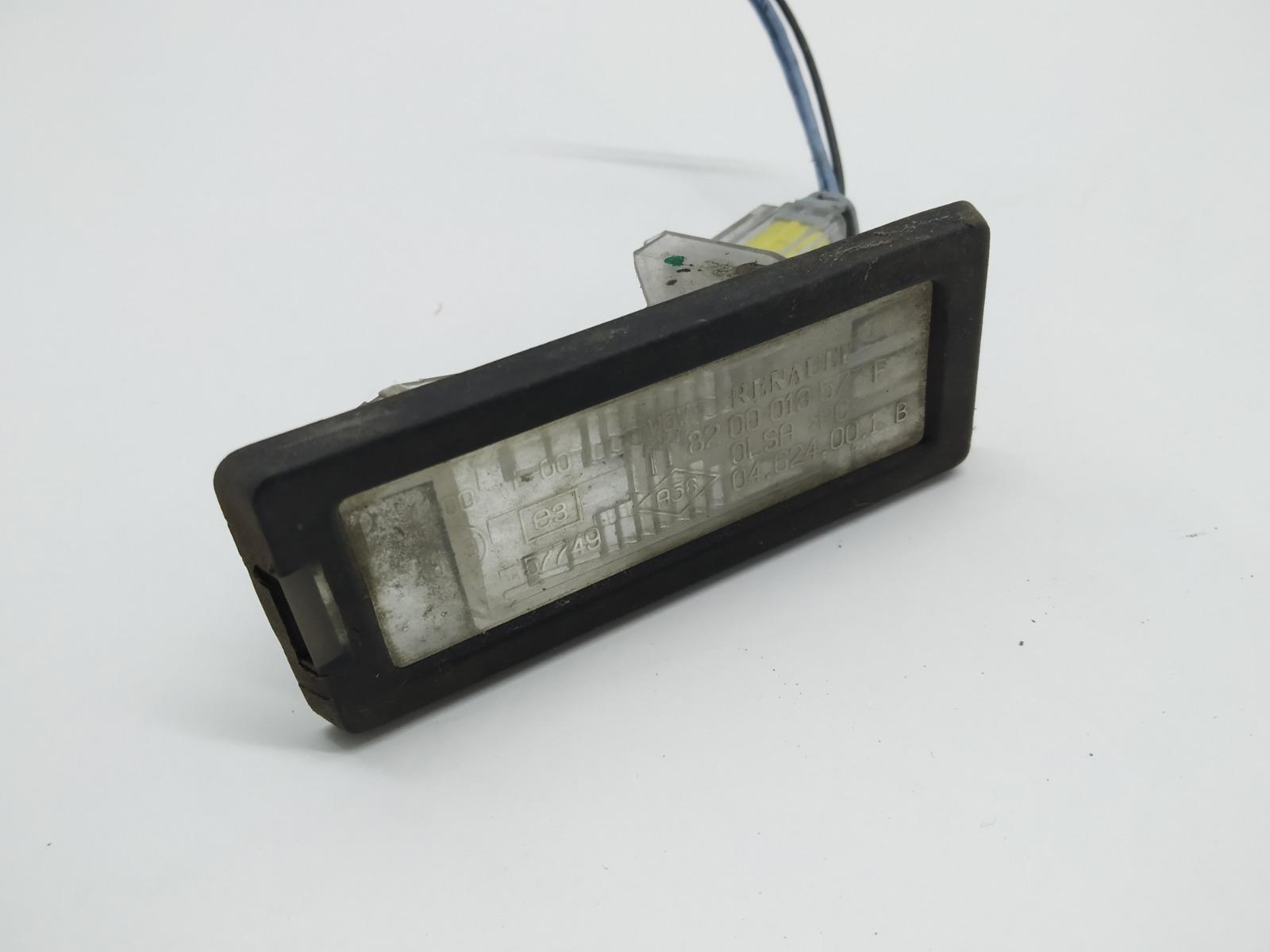 Подсветка номера Renault Espace 2.0 I 2004 (б/у)
