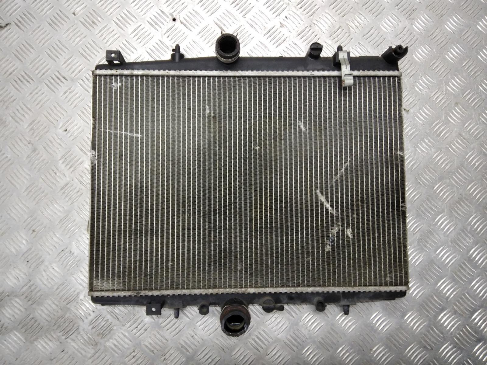 Радиатор (основной) Peugeot 406 2.0 HDI 1999 (б/у)