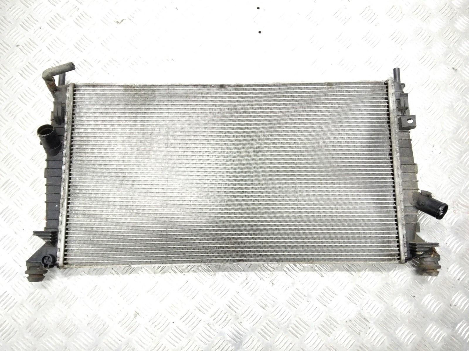 Радиатор (основной) Ford Focus 1.6 TDCI 2009 (б/у)