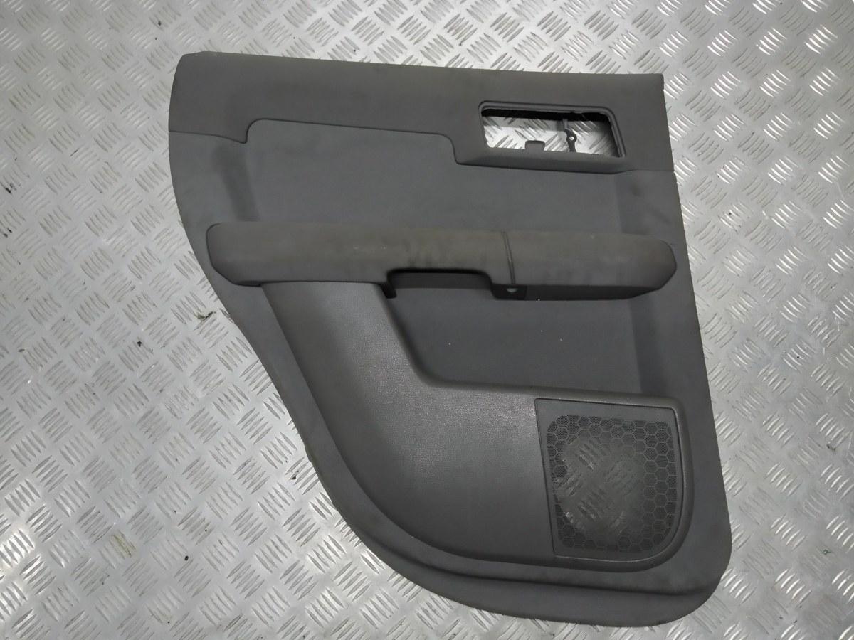 Обшивка двери задней левой (дверная карта) Audi A2 8Z 1.4 I 2000 (б/у)