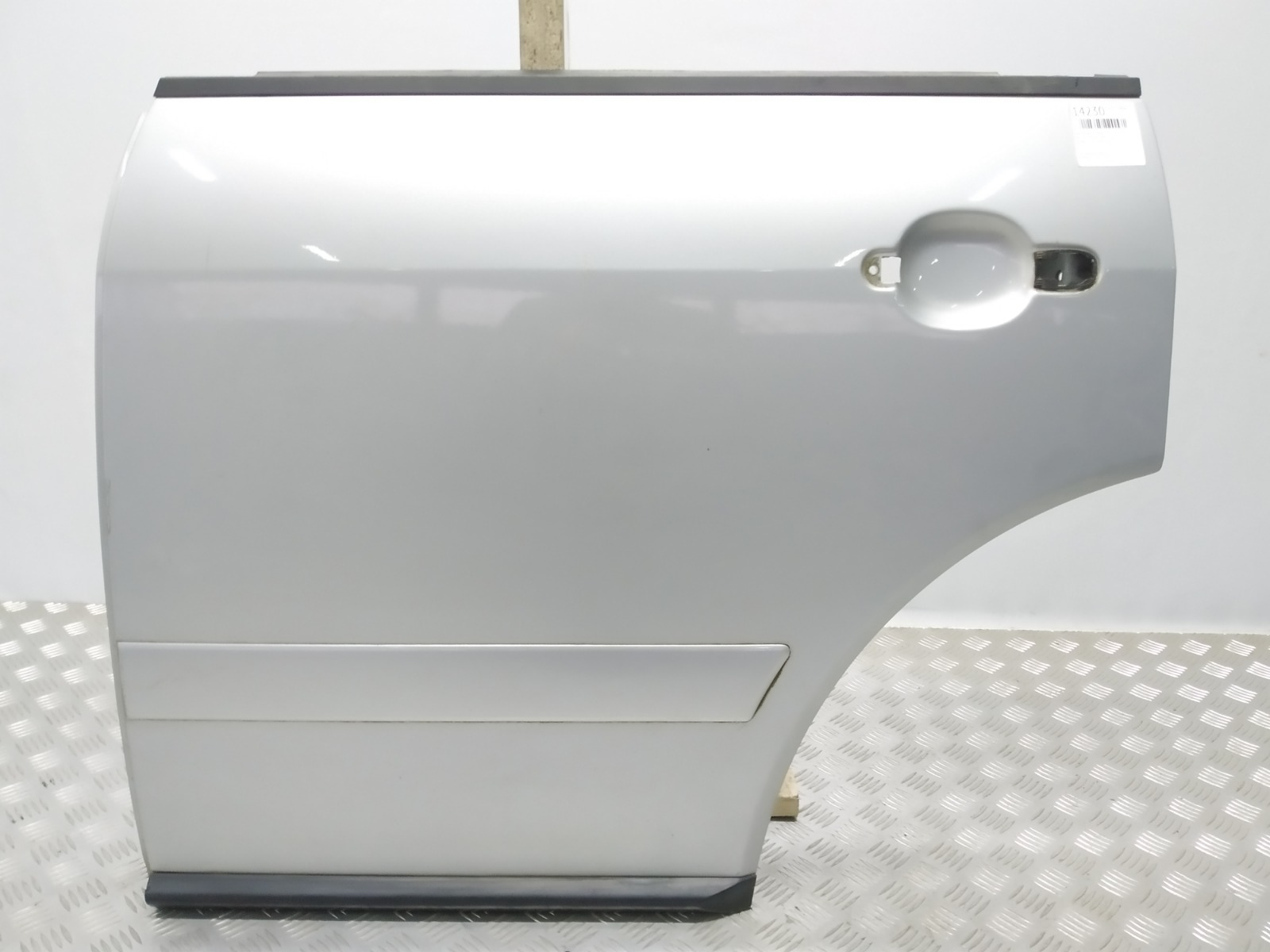 Дверь задняя левая Audi A2 8Z 1.4 I 2000 (б/у)
