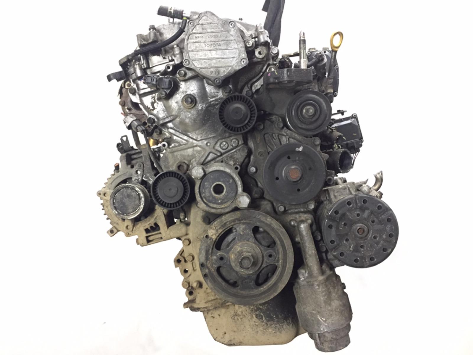 Двигатель дизельный Toyota Avensis 2.0 D-4D 2011 (б/у)