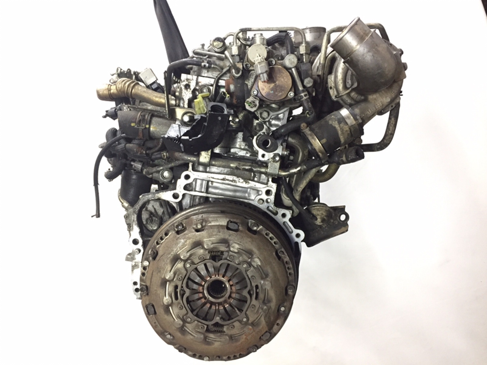 Двигатель Toyota Avensis 2.0 D-4D 2011 (б/у)