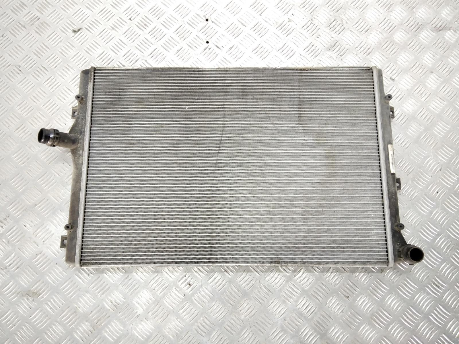 Радиатор (основной) Volkswagen Passat B6 2.0 TDI 2008 (б/у)