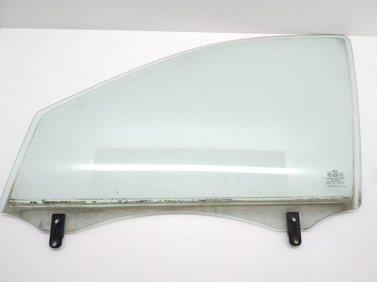 Стекло двери передней левой Kia Sorento 2.5 CRDI 2007 (б/у)