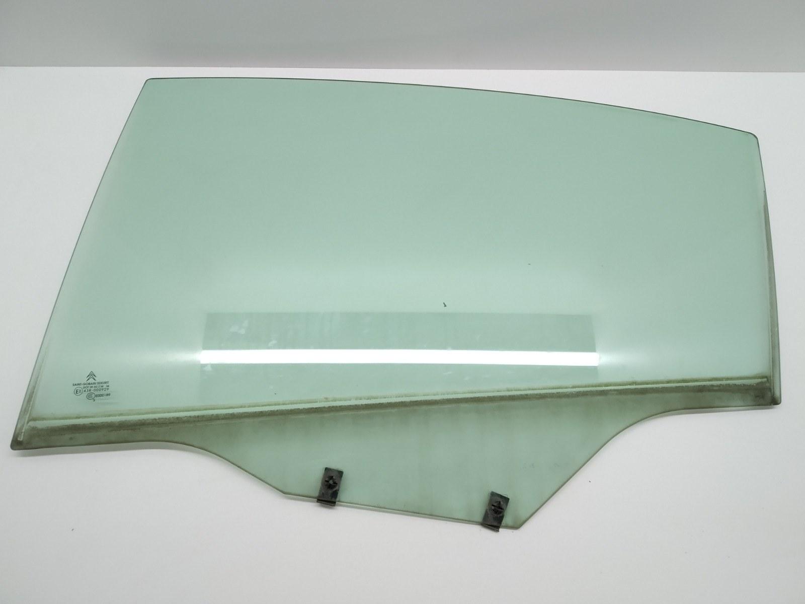 Стекло двери задней левой Citroen C4 1.6 I 2005 (б/у)