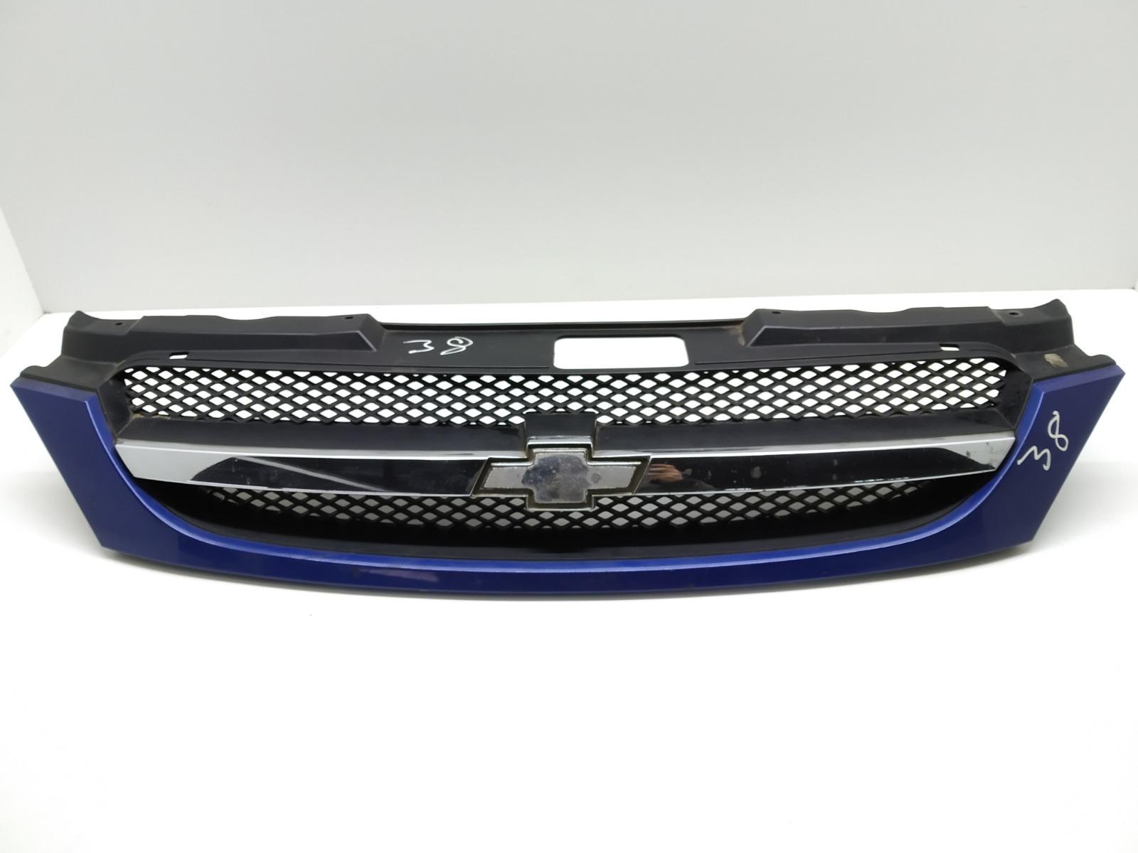 Решетка радиатора Chevrolet Lacetti 1.6 I 2006 (б/у)