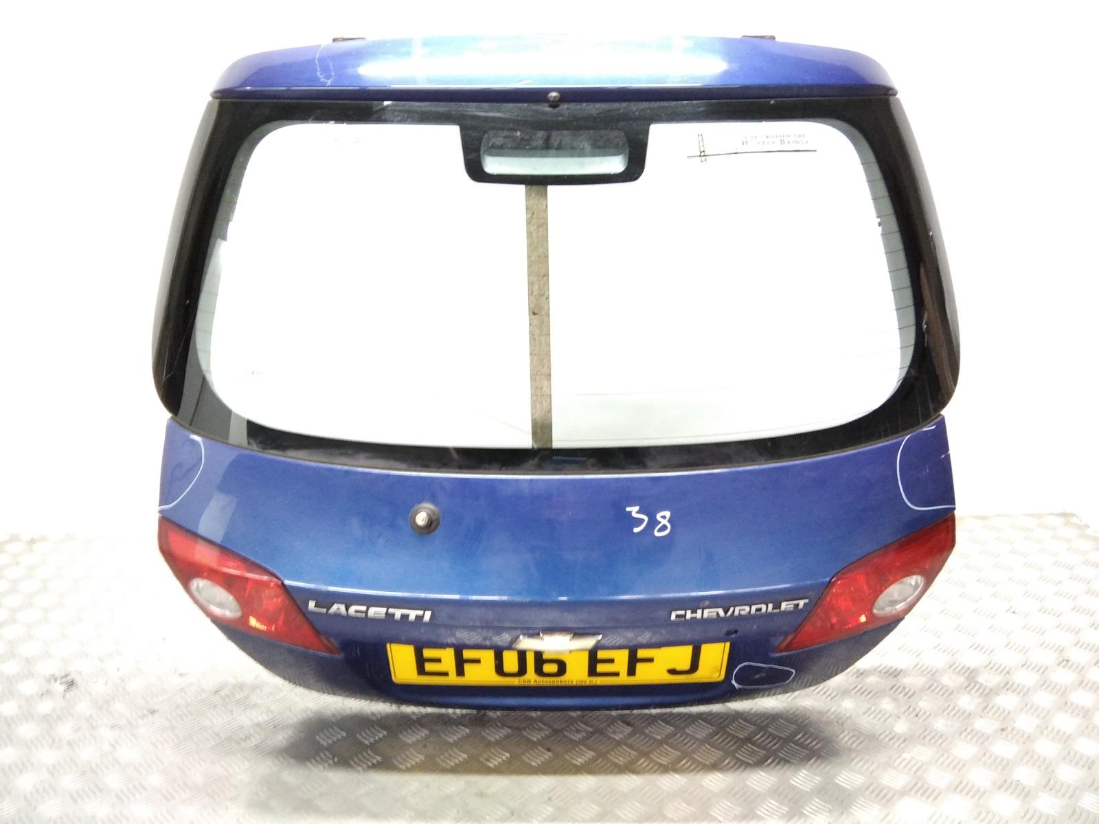 Крышка багажника (дверь 3-5) Chevrolet Lacetti 1.6 I 2006 (б/у)