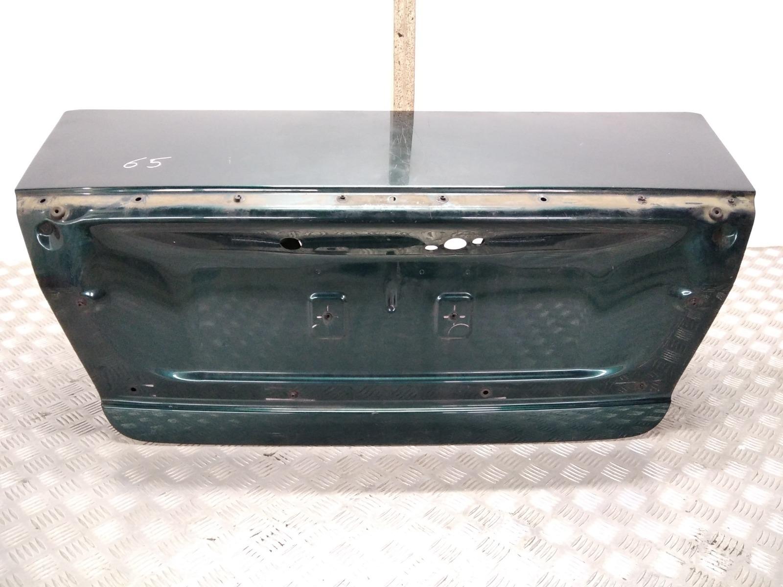Крышка багажника (дверь 3-5) Volvo S60 2.3 TI 2003 (б/у)