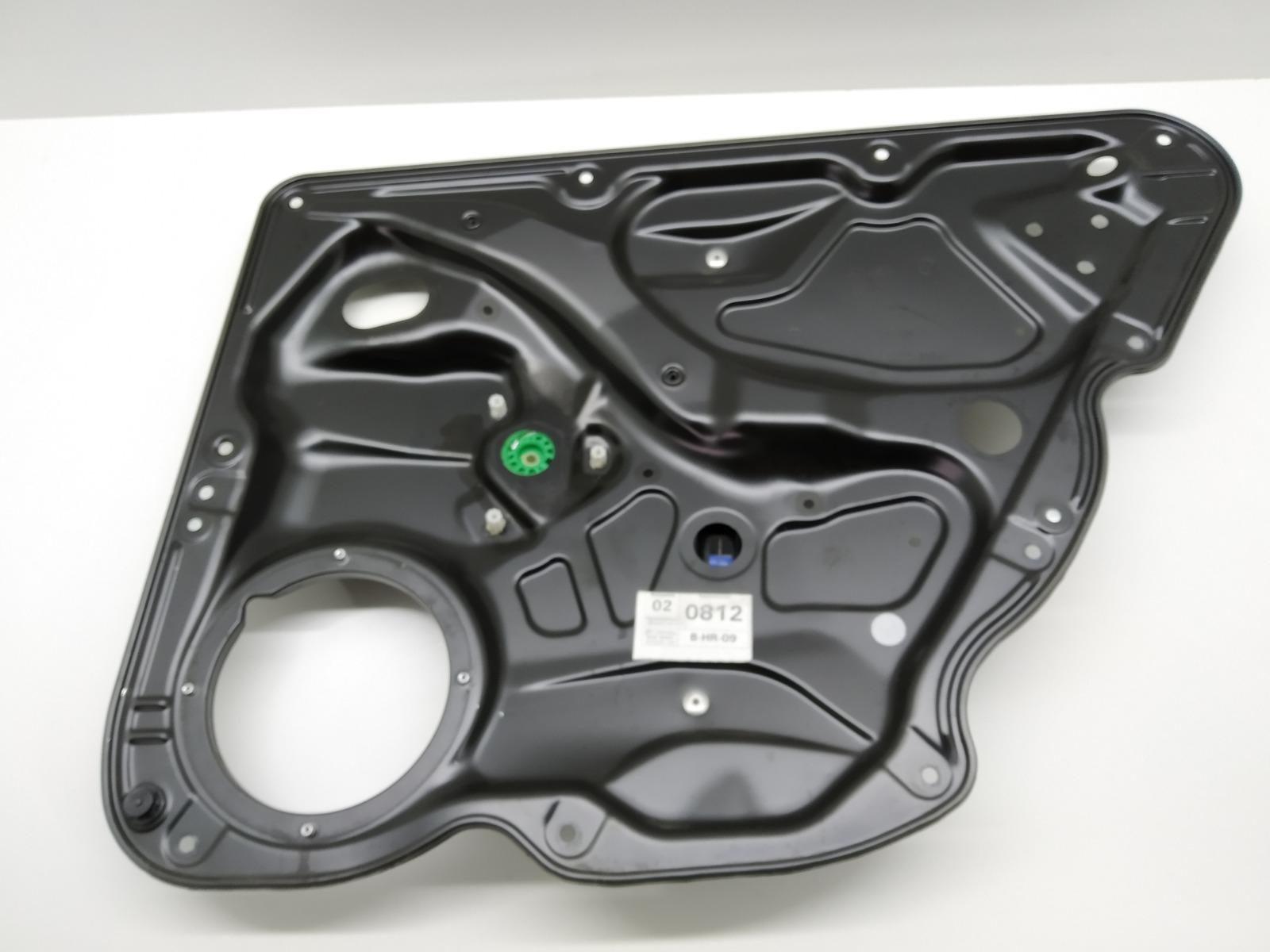 Стеклоподъемник электрический задний правый Volkswagen Passat B6 2.0 TDI 2008 (б/у)