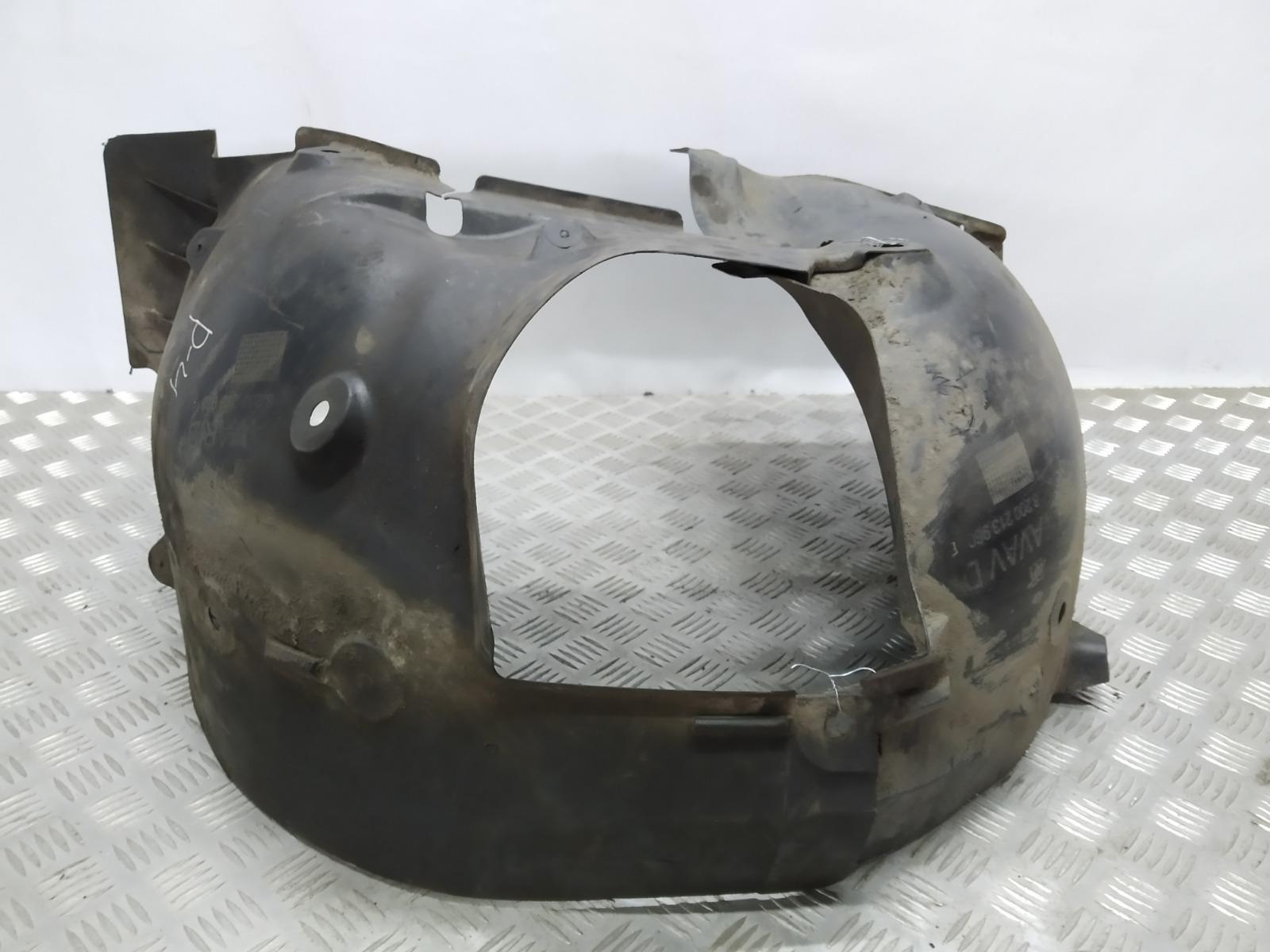 Защита арок передняя правая (подкрылок) Renault Modus 1.5 DCI 2005 (б/у)