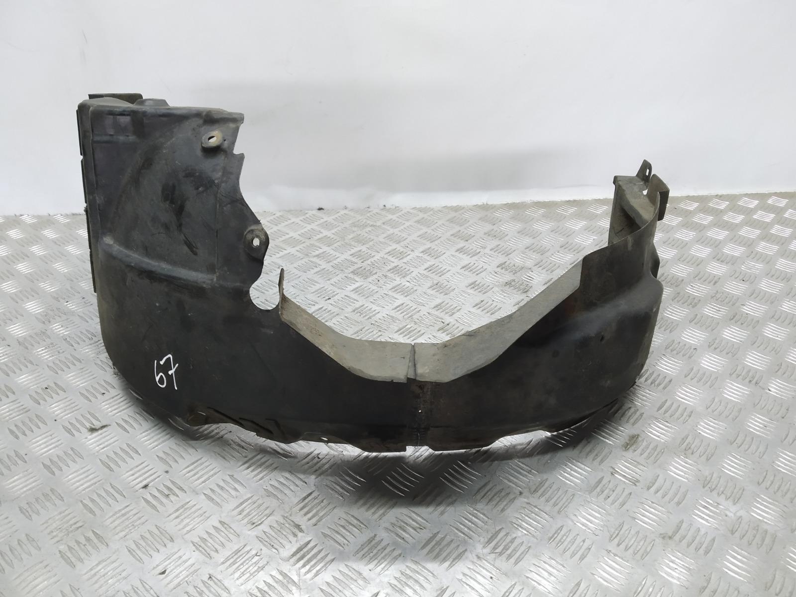 Защита арок передняя левая (подкрылок) Hyundai Tucson 2.0 CRDI 2005 (б/у)