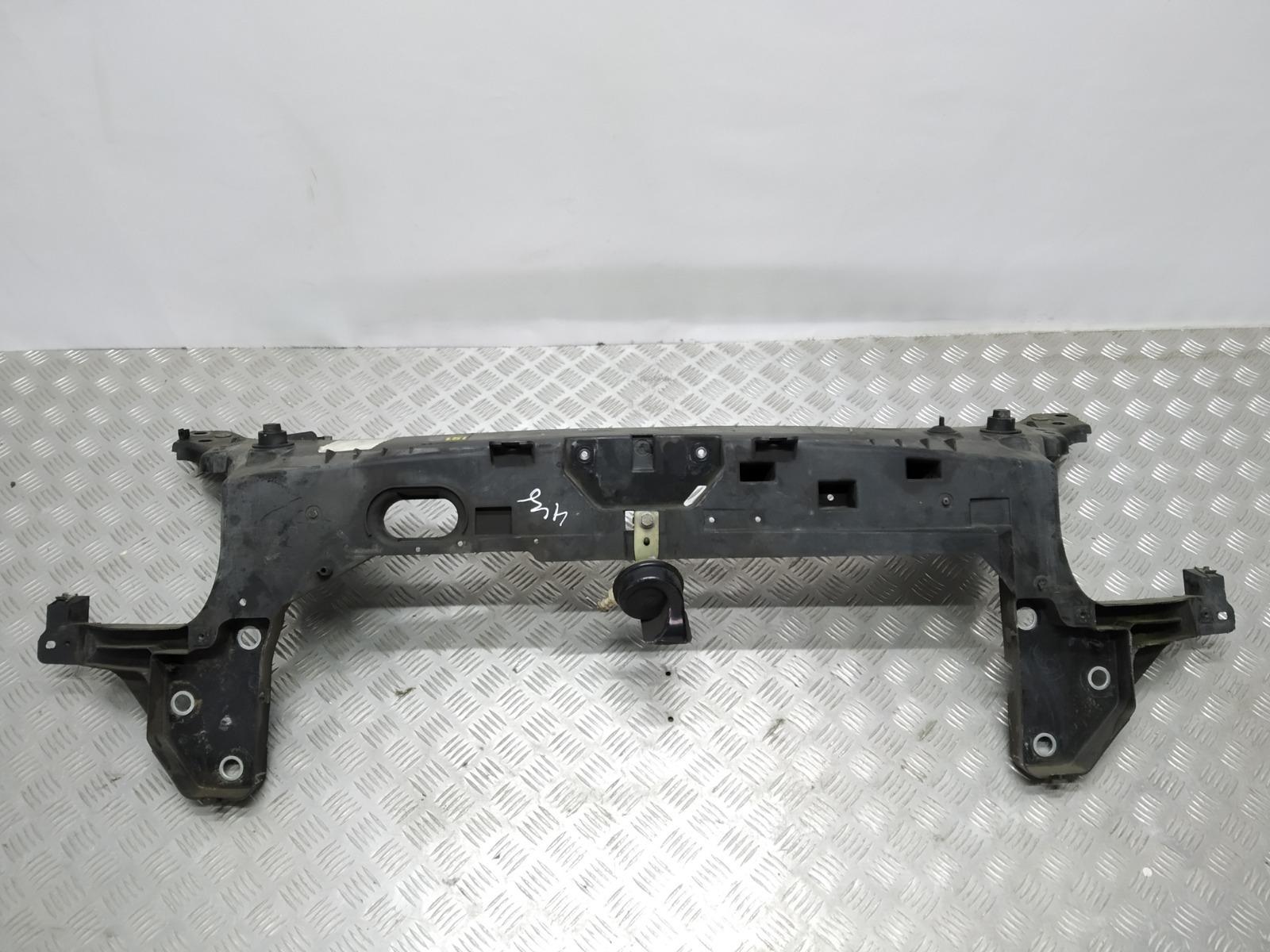 Передняя панель крепления облицовки (телевизор) Renault Modus 1.5 DCI 2005 (б/у)