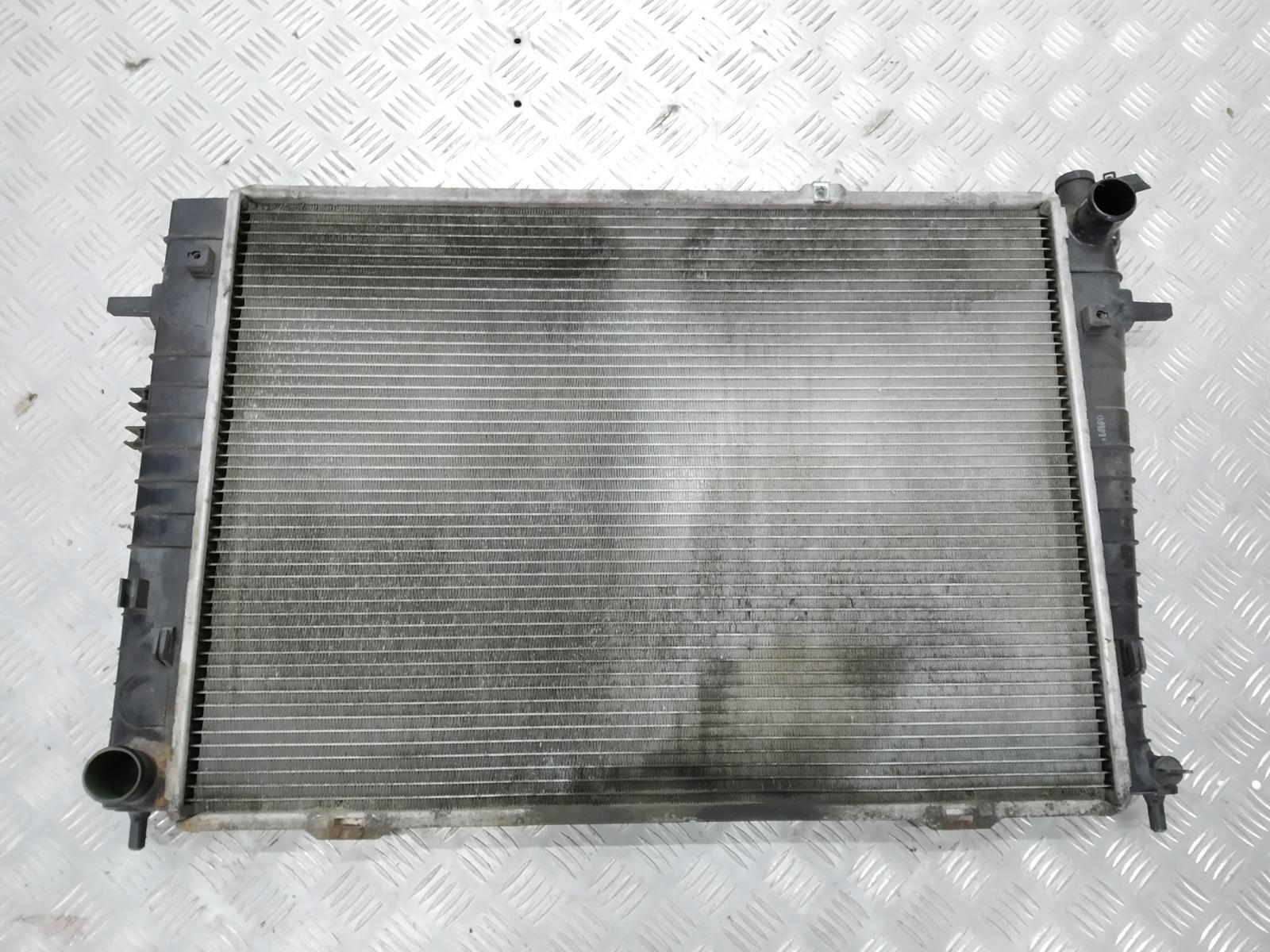 Радиатор (основной) Hyundai Tucson 2.0 CRDI 2005 (б/у)