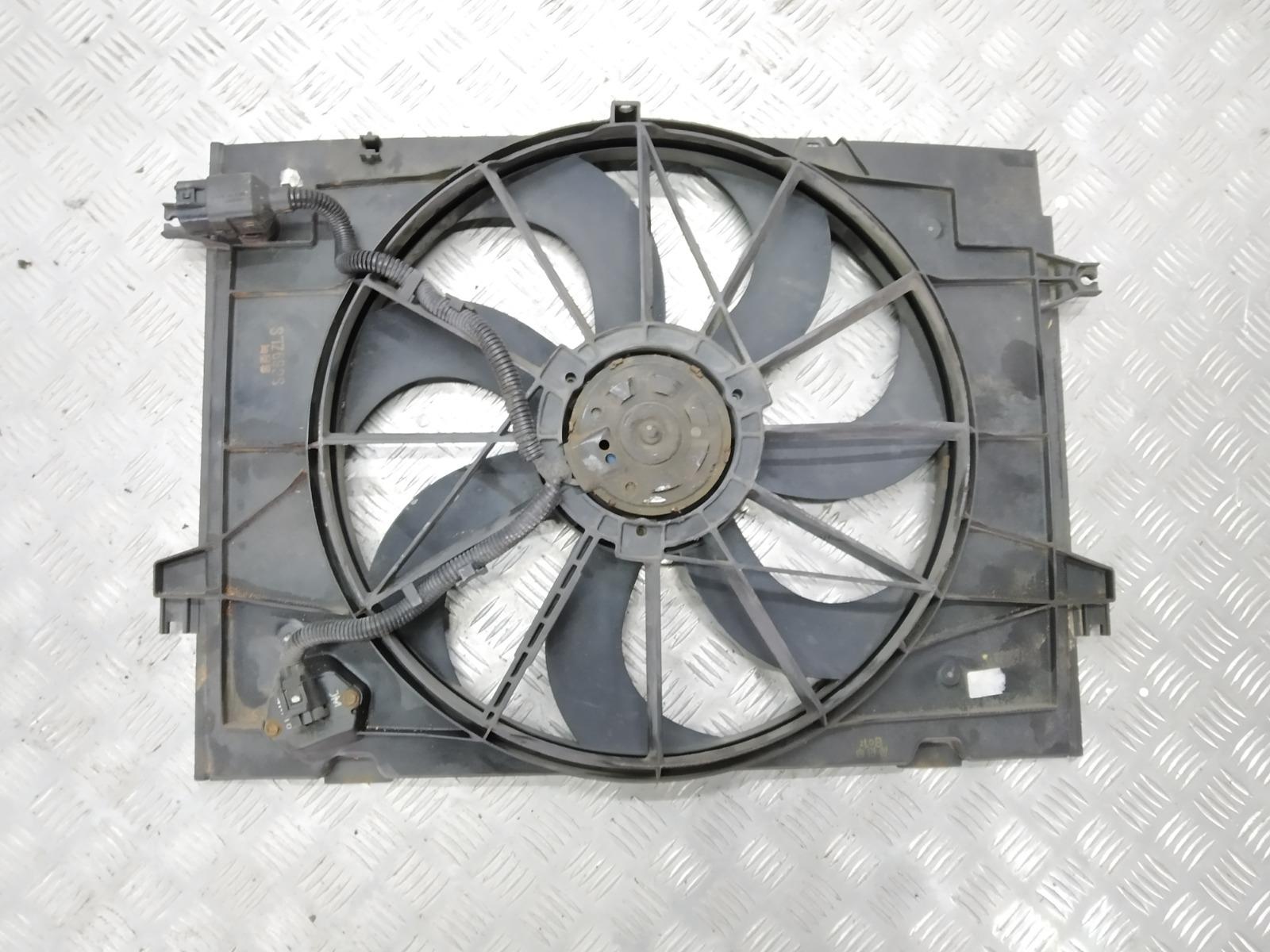 Вентилятор радиатора Hyundai Tucson 2.0 CRDI 2005 (б/у)