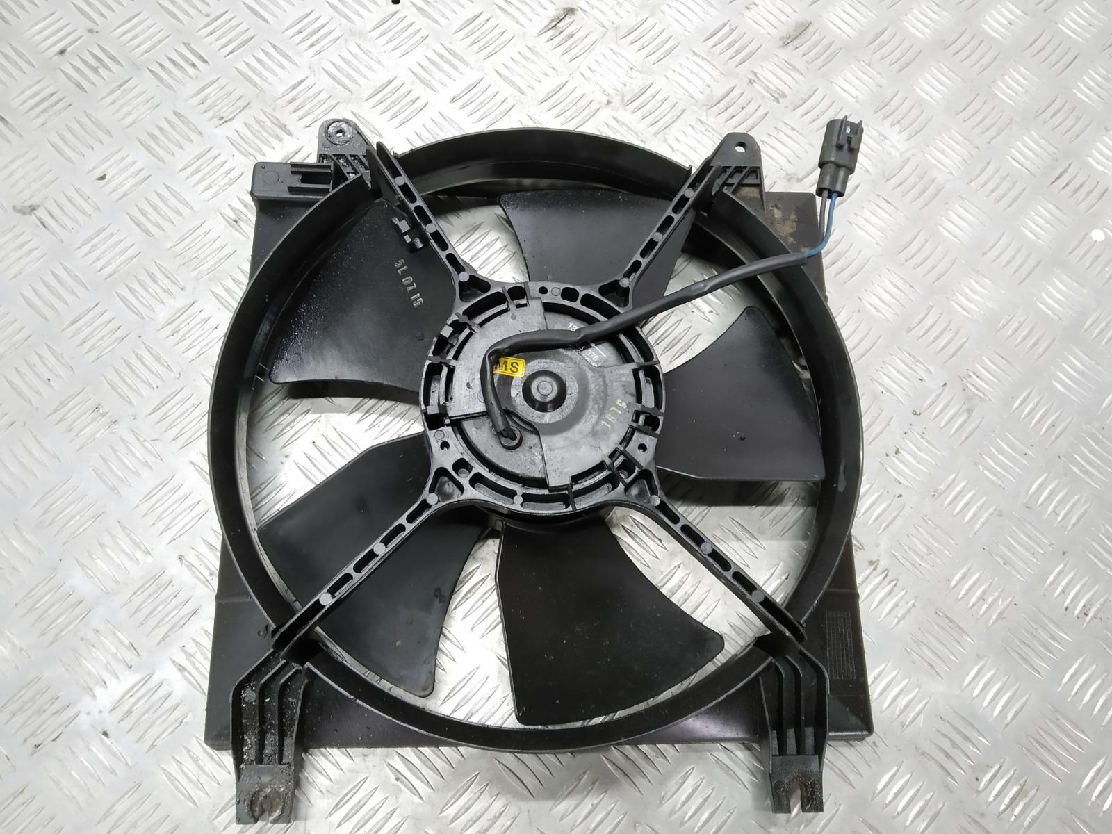 Вентилятор радиатора Chevrolet Lacetti 1.6 I 2006 (б/у)