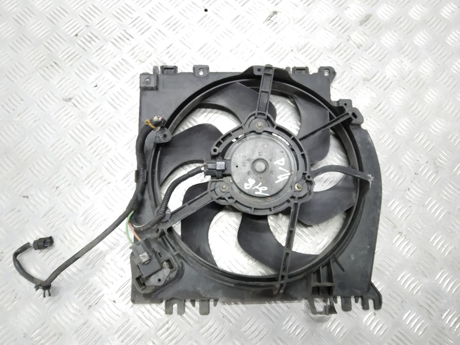 Вентилятор радиатора Renault Modus 1.5 DCI 2005 (б/у)