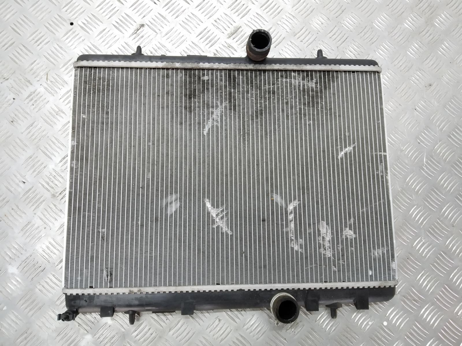 Радиатор (основной) Peugeot 308 T7 1.6 HDI 2009 (б/у)