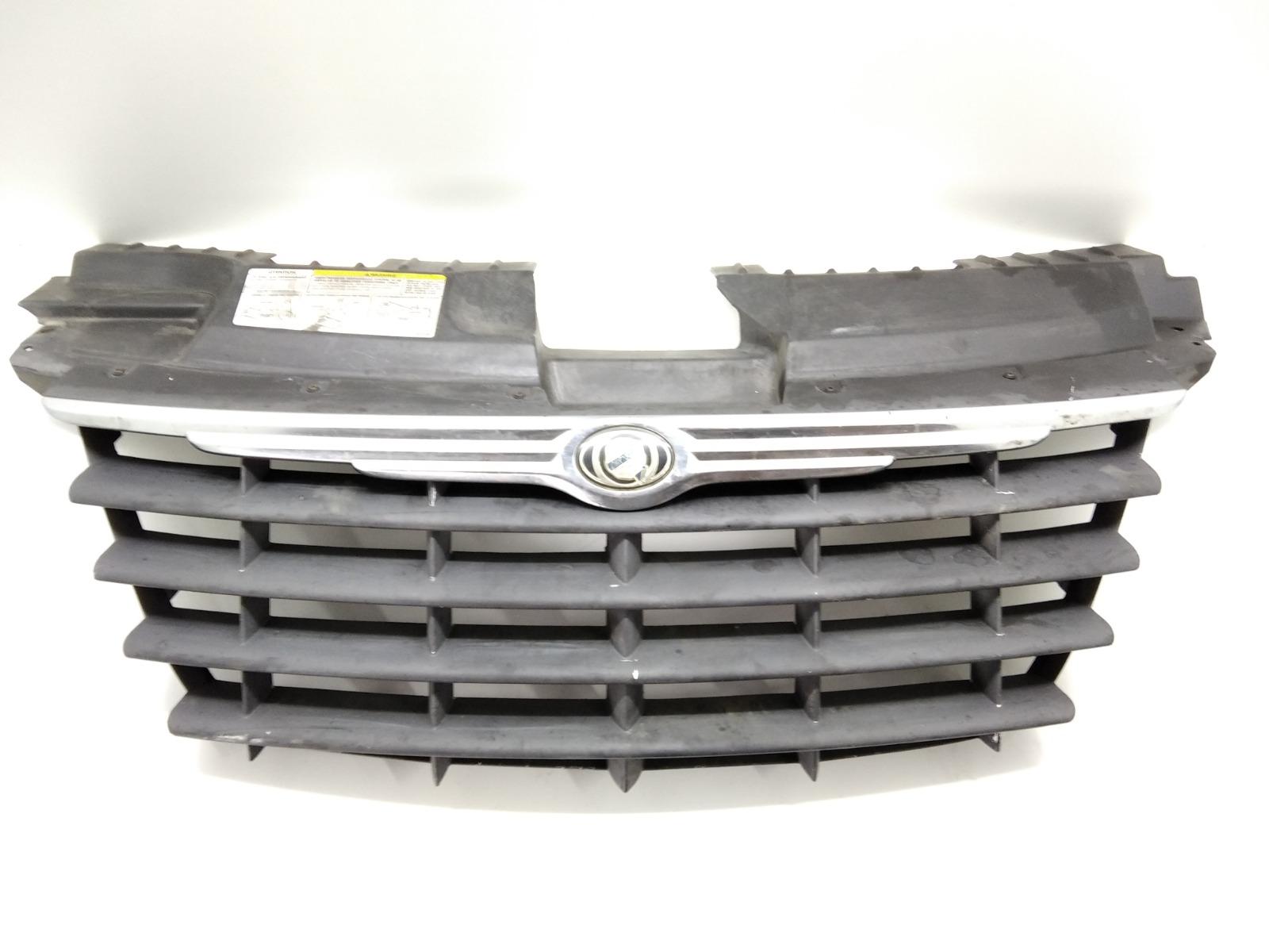 Решетка радиатора Chrysler Voyager 2.8 CRDI 2006 (б/у)
