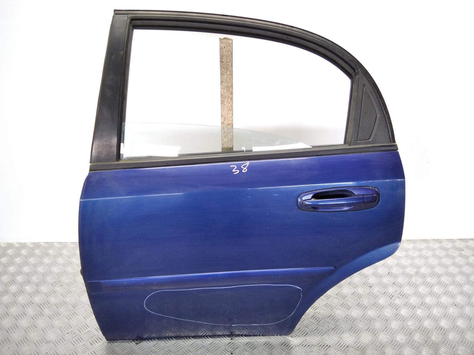 Дверь задняя левая Chevrolet Lacetti 1.6 I 2006 (б/у)