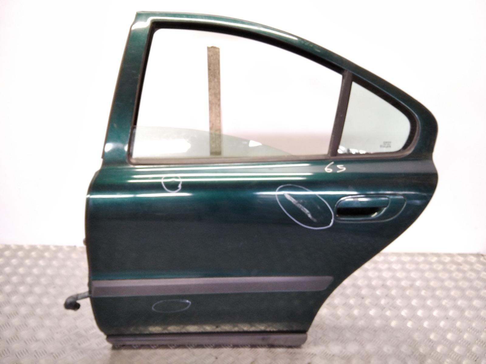 Дверь задняя левая Volvo S60 2.3 TI 2003 (б/у)
