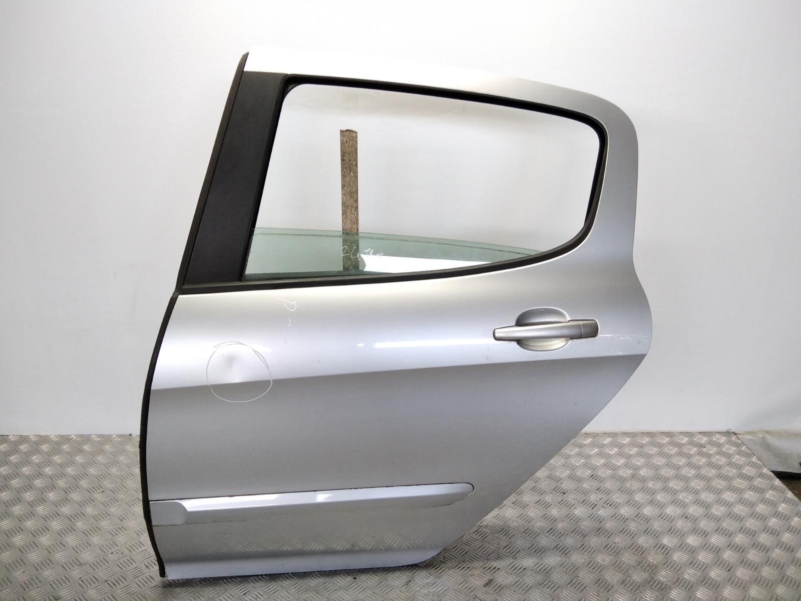 Дверь задняя левая Peugeot 308 T7 1.6 HDI 2009 (б/у)