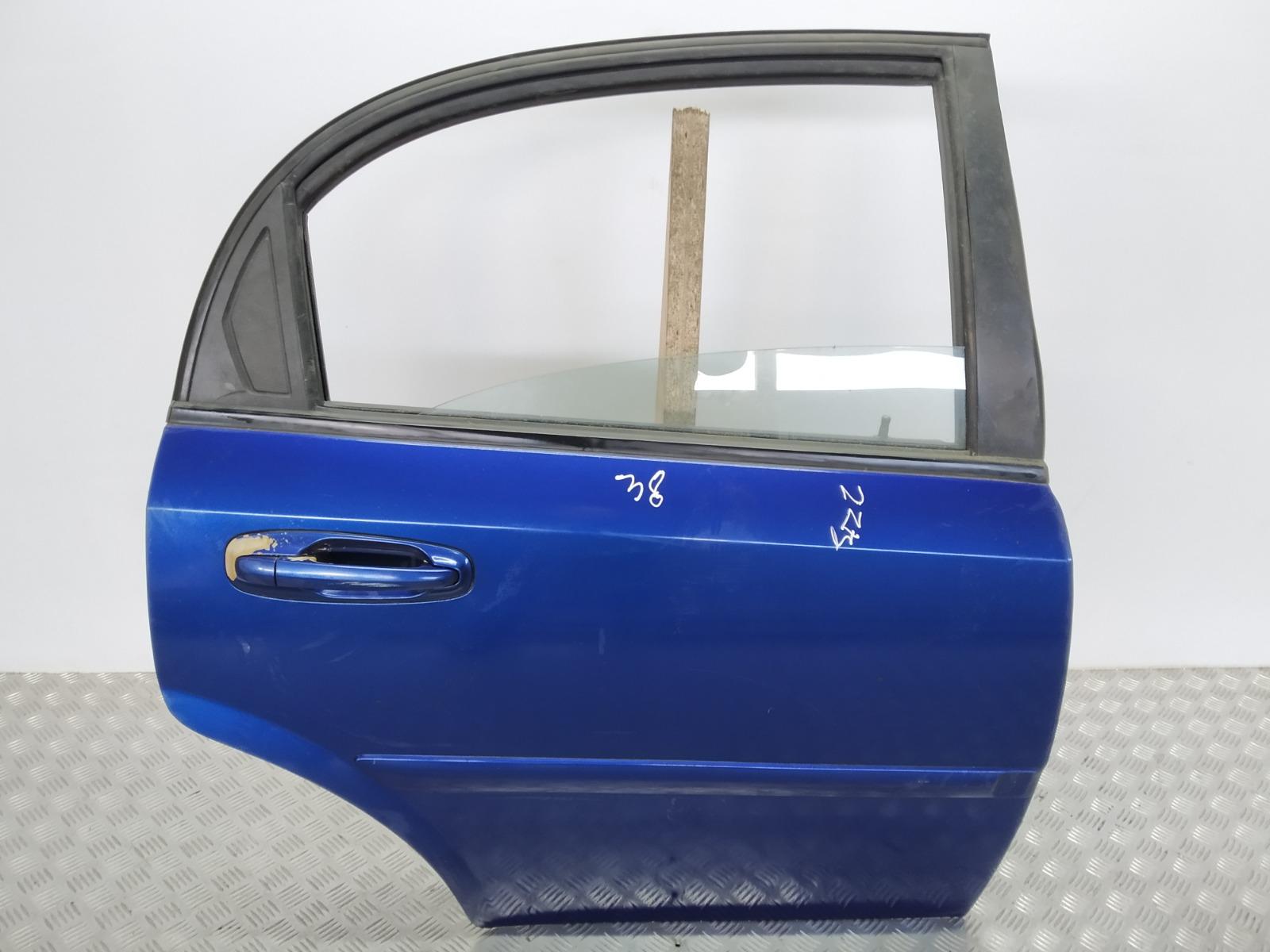 Дверь задняя правая Chevrolet Lacetti 1.6 I 2006 (б/у)
