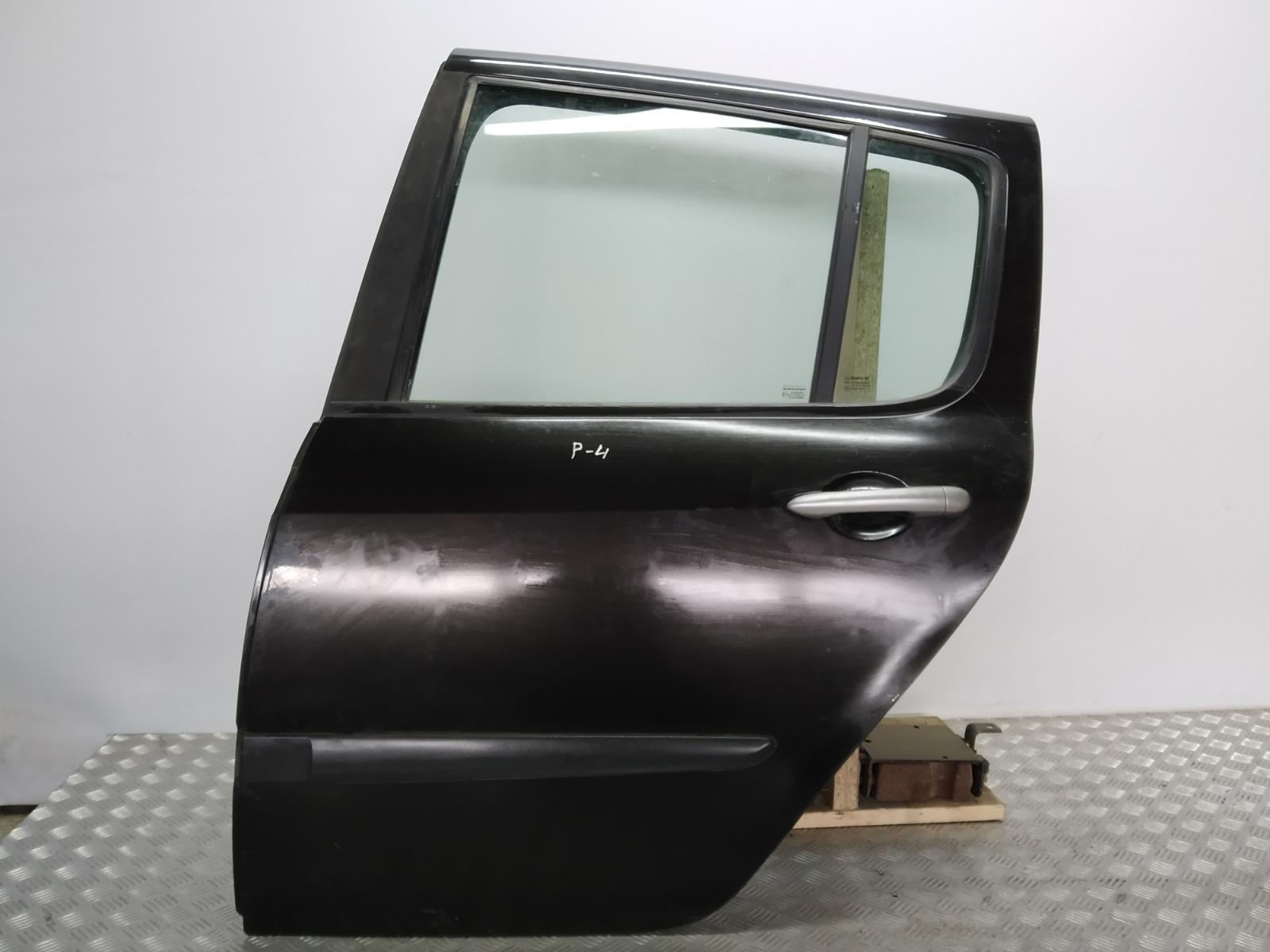 Дверь задняя левая Renault Modus 1.5 DCI 2005 (б/у)
