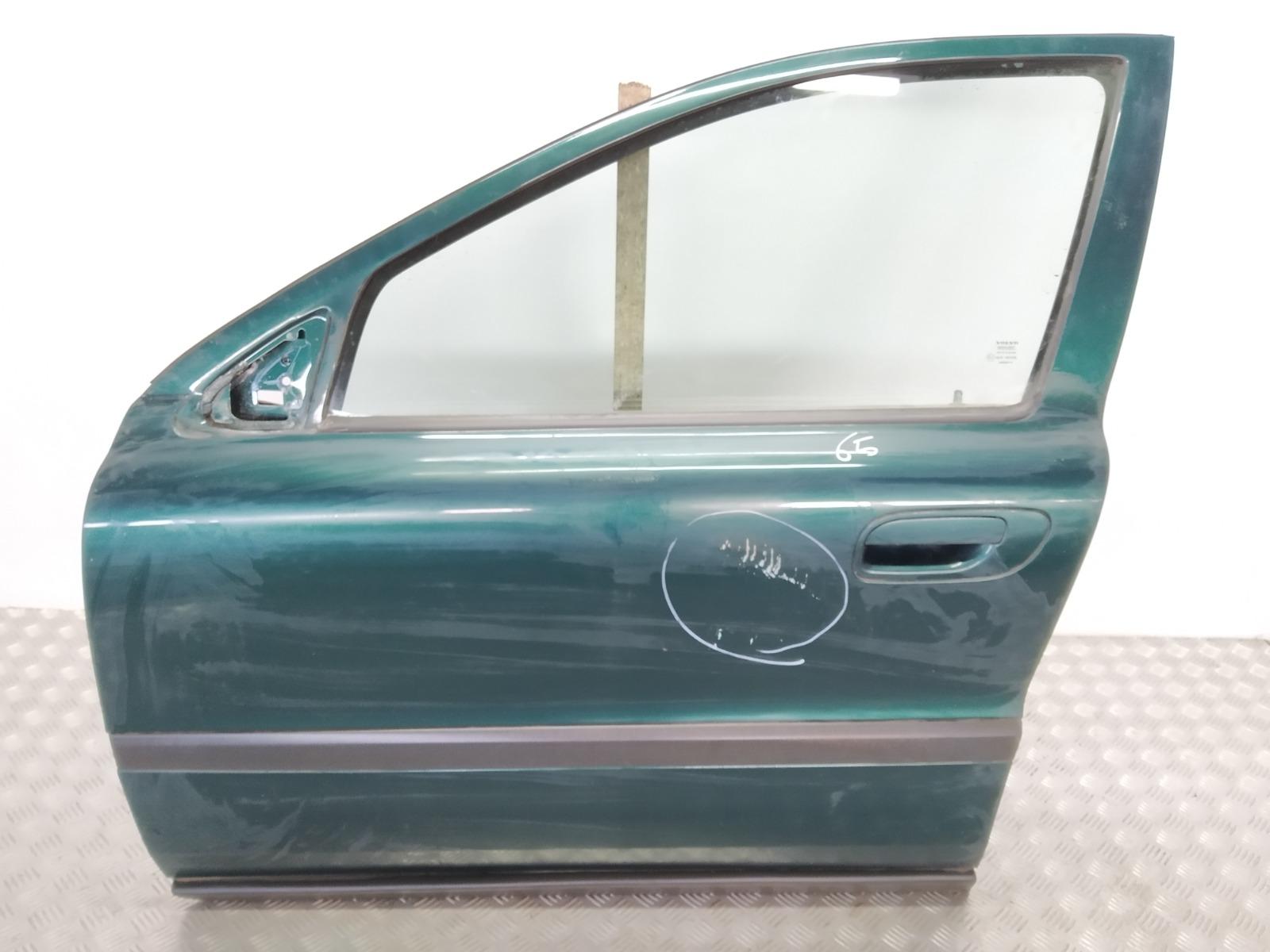 Дверь передняя левая Volvo S60 2.3 TI 2003 (б/у)