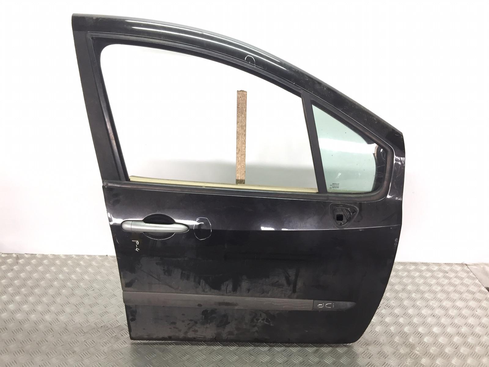 Дверь передняя правая Renault Modus 1.5 DCI 2005 (б/у)
