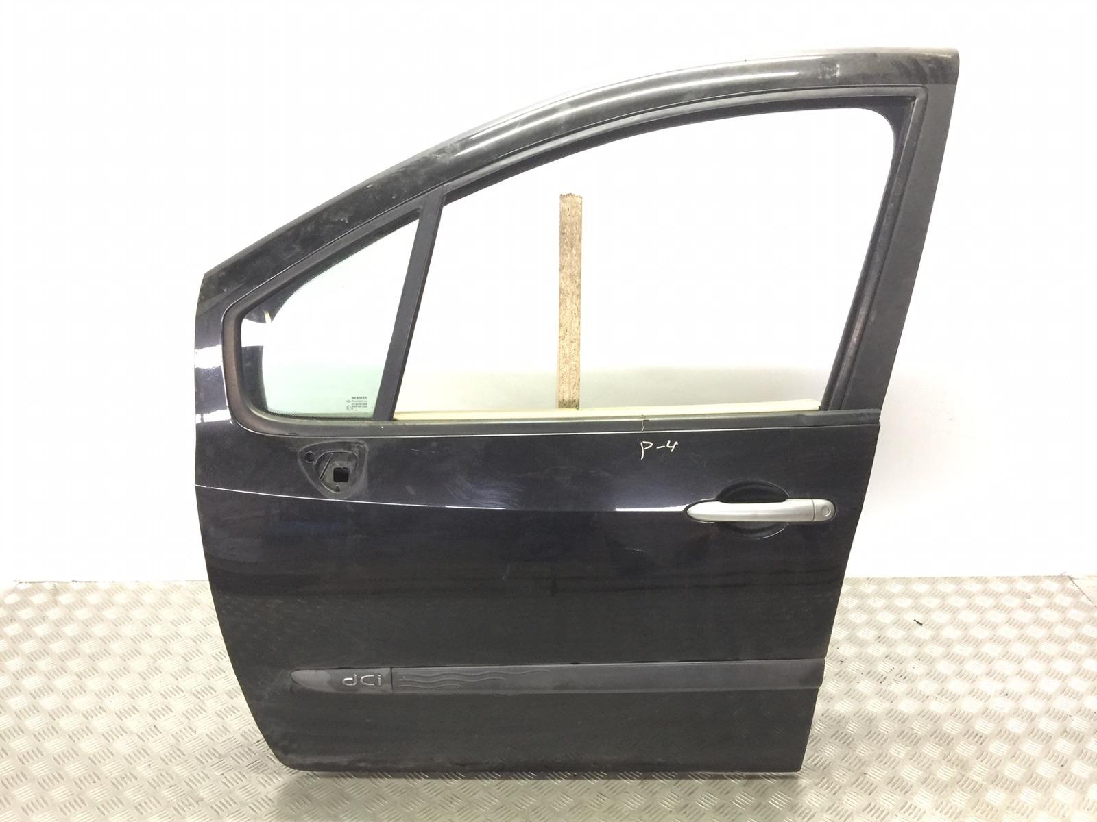 Дверь передняя левая Renault Modus 1.5 DCI 2005 (б/у)
