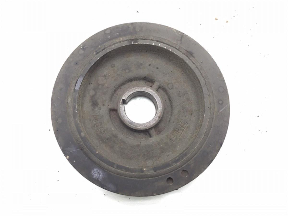 Шкив коленвала Citroen C8 2.2 HDI 2005 (б/у)