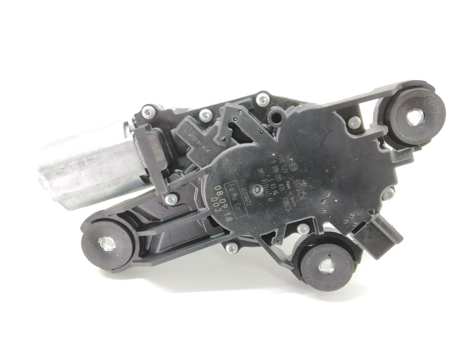 Моторчик заднего стеклоочистителя (дворника) Ford Focus 1.6 TDCI 2008 (б/у)