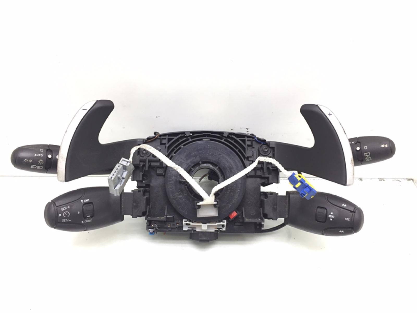 Переключатель подрулевой (стрекоза) Peugeot 308 T7 1.6 HDI 2009 (б/у)