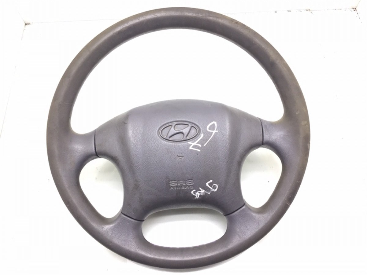 Руль Hyundai Tucson 2.0 CRDI 2005 (б/у)