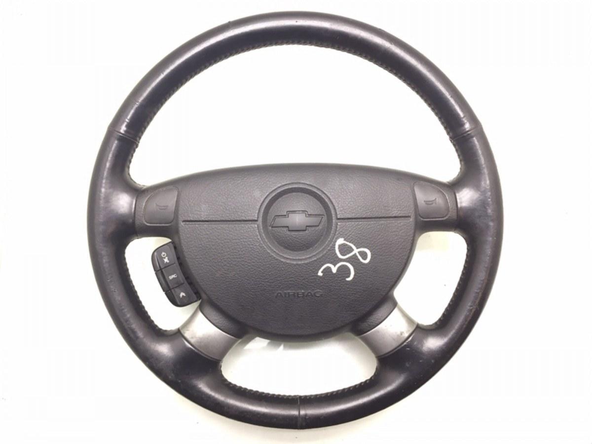 Руль Chevrolet Lacetti 1.6 I 2006 (б/у)