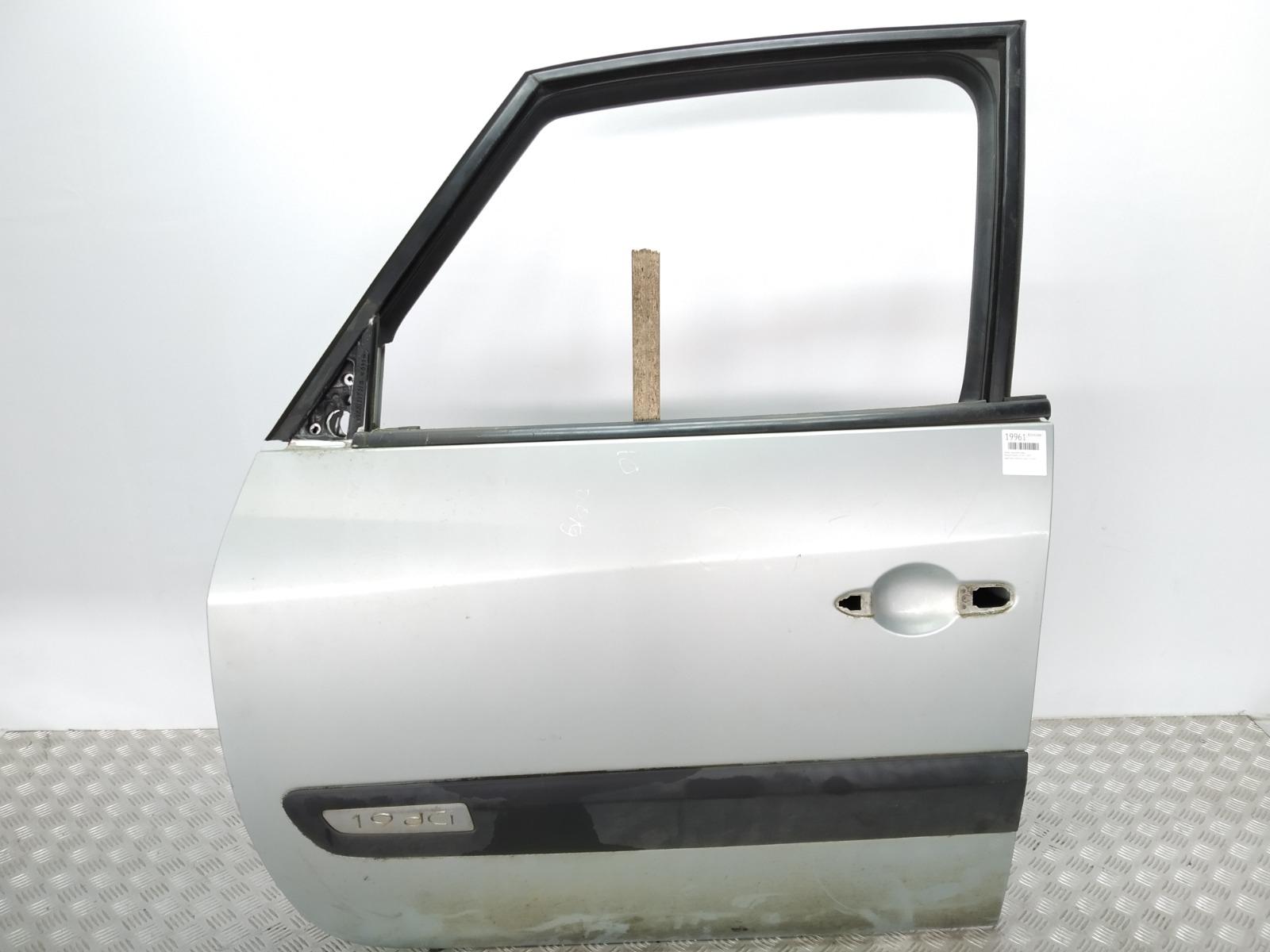 Дверь передняя левая Renault Espace 1.9 DCI 2004 (б/у)