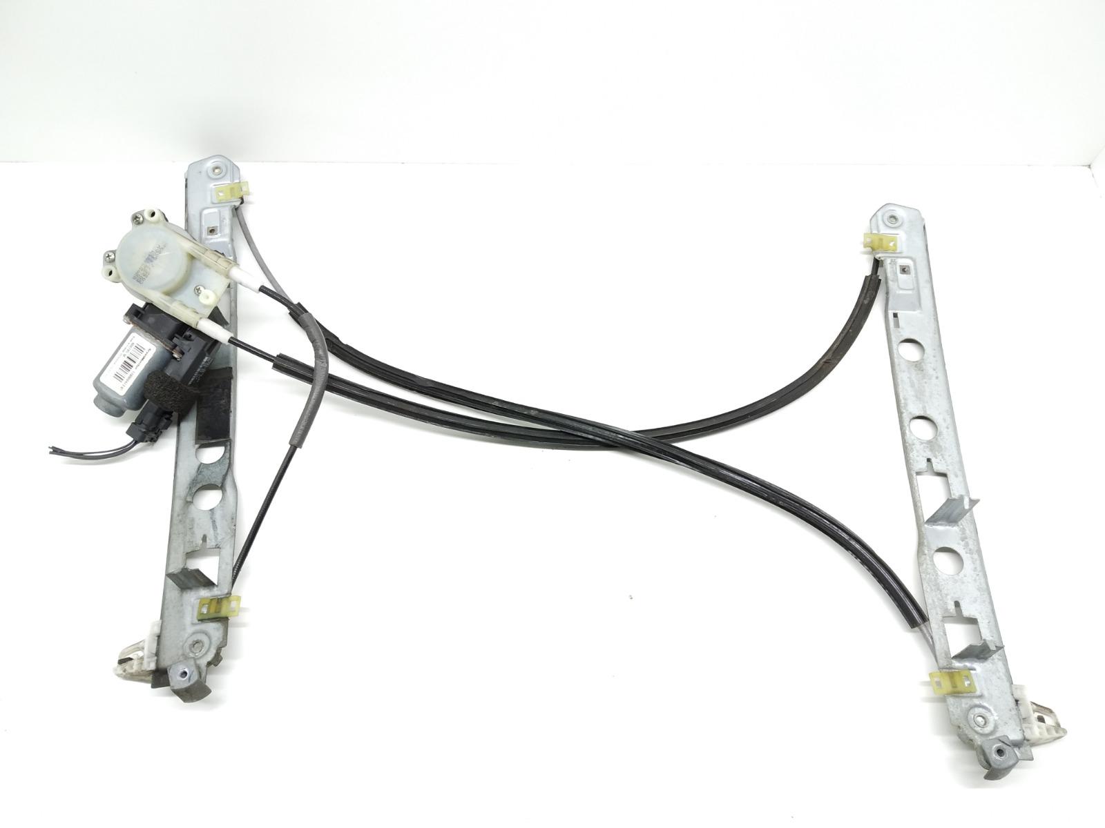 Стеклоподъемник электрический передний правый Renault Megane 2.0 DCI 2008 (б/у)