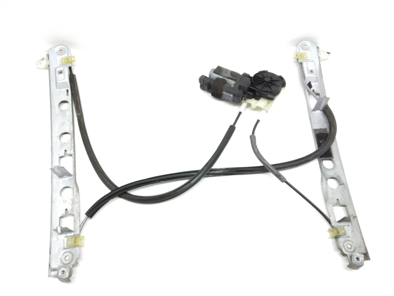 Стеклоподъемник электрический передний левый Renault Megane 2.0 DCI 2008 (б/у)