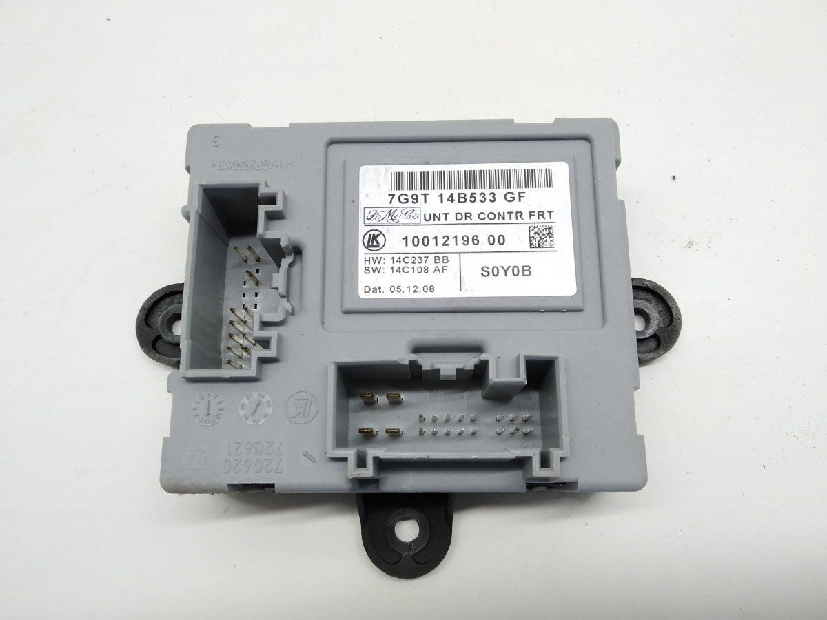 Блок управления двери Ford Mondeo 1.8 TDCI 2009 (б/у)