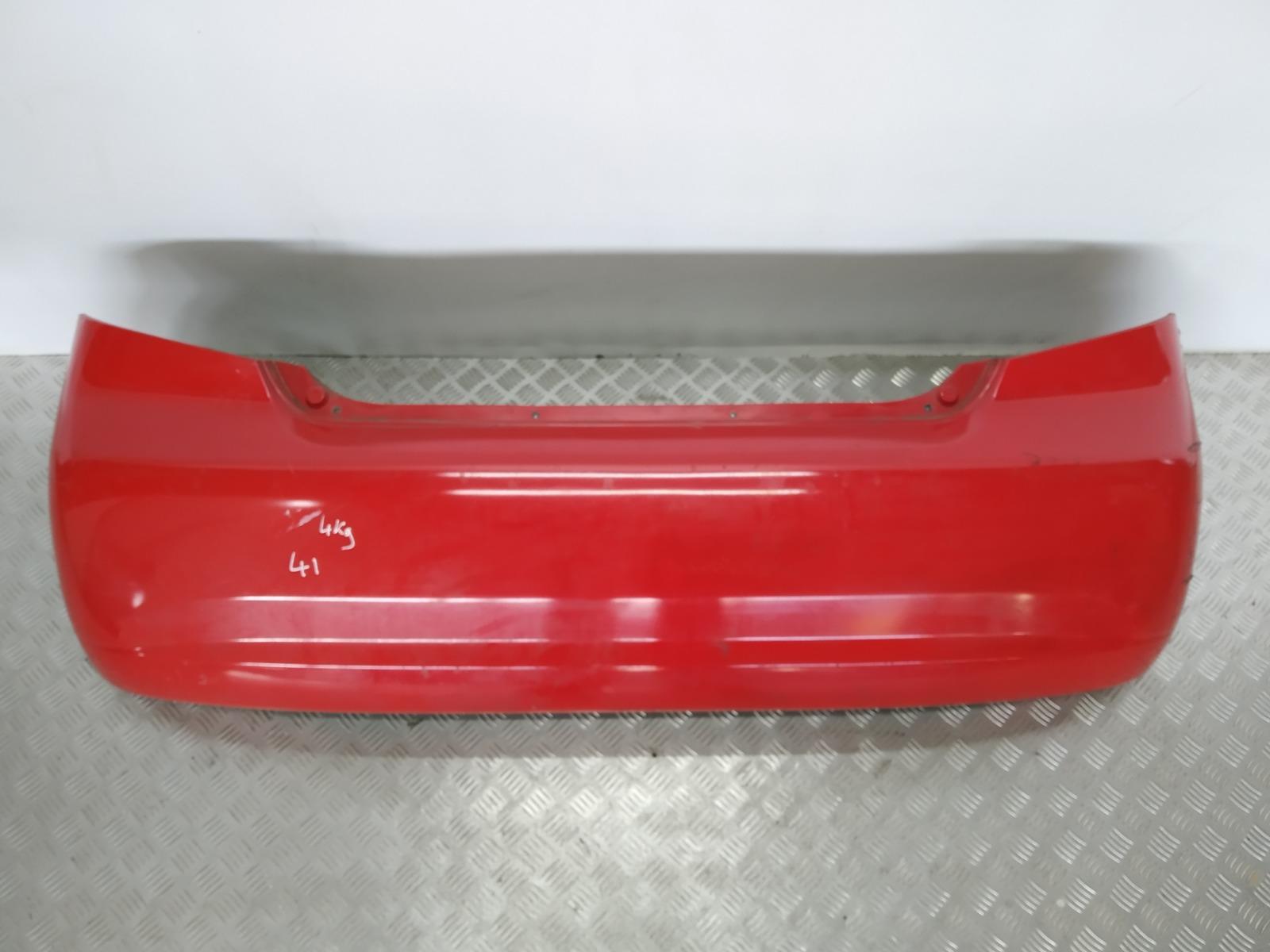 Бампер задний Chevrolet Kalos 1.4 I 2007 (б/у)