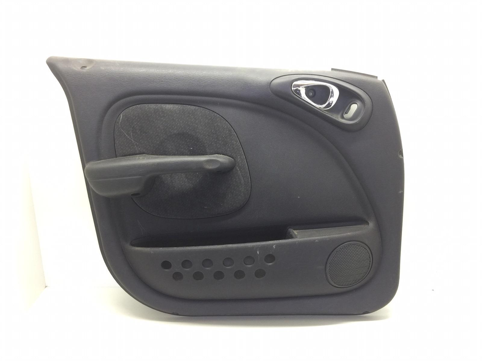 Обшивка двери передней левой (дверная карта) Chrysler Pt-Cruiser 2.0 I 2003 (б/у)
