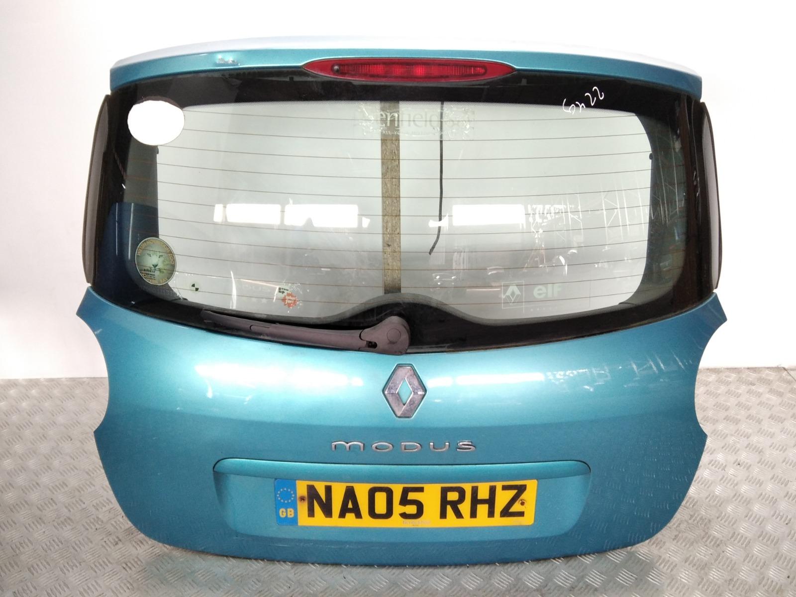 Крышка багажника (дверь 3-5) Renault Modus 1.5 DCI 2005 (б/у)