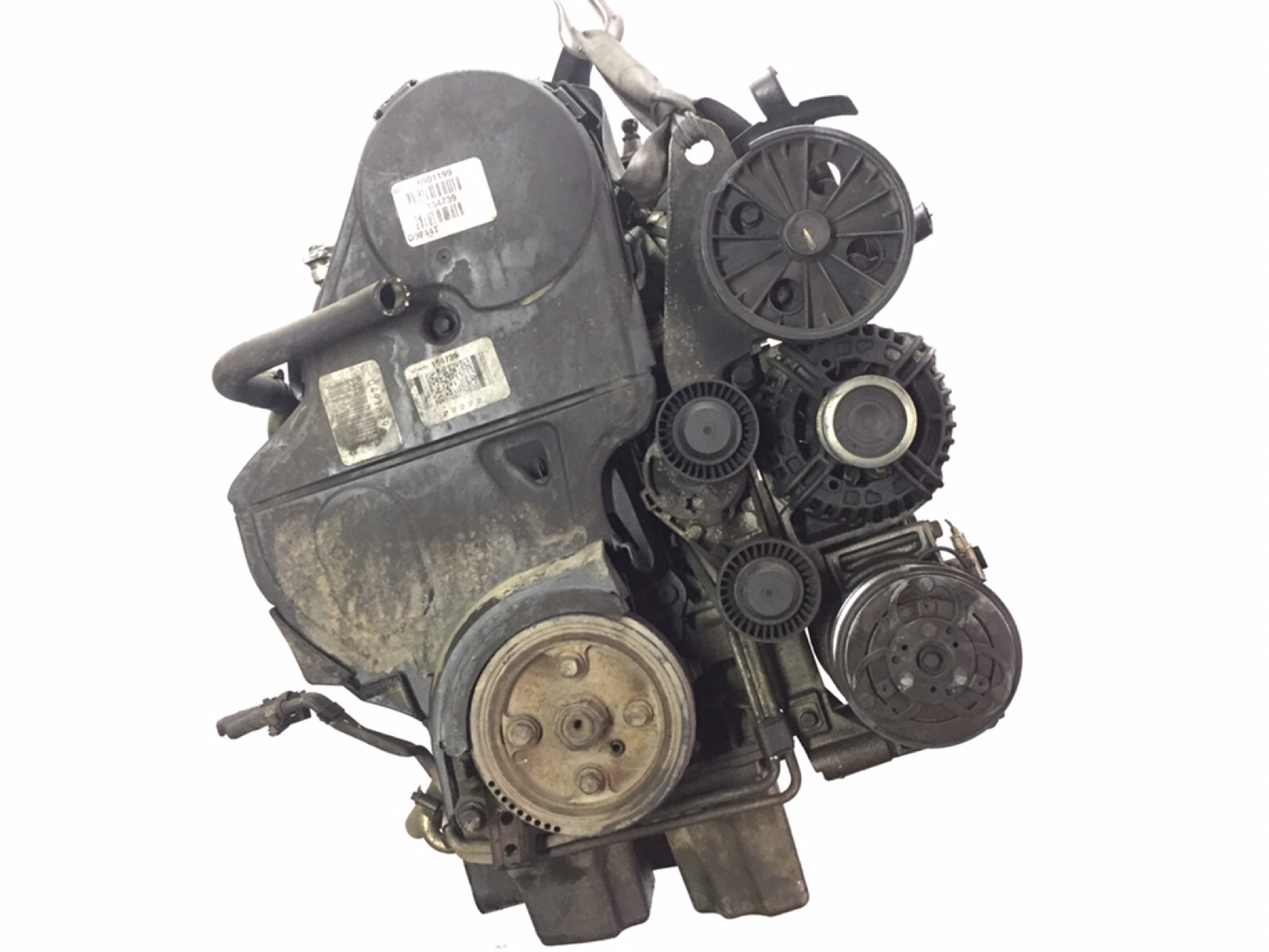 Двигатель дизельный Volvo V70 2.4 D5 2003 (б/у)