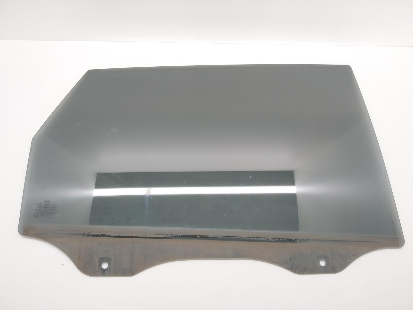Стекло двери задней правой Hyundai Tucson 2.0 CRDI 2005 (б/у)