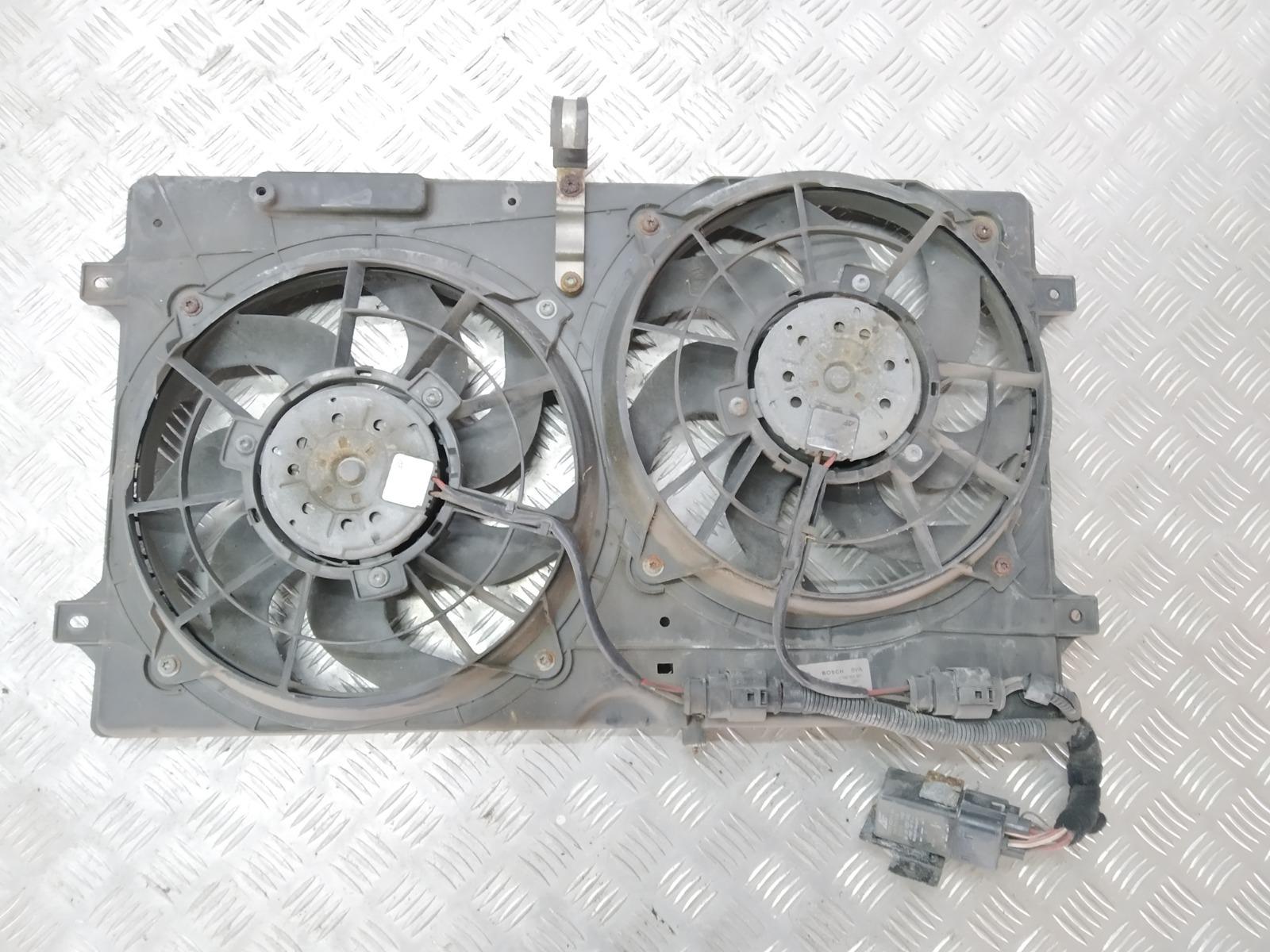 Вентилятор радиатора Volkswagen Sharan 1.9 TDI 2002 (б/у)